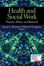 Health and Social Work - Book Cover