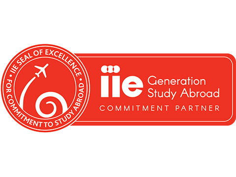 IIE Generation Study Abroad Partner Logo